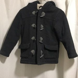 Gymboree 5/6 toggle winter coat-boys